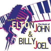 "Monroe Symphony Orchestra presents ""Modern Classics, The Music of Elton John & Billy Joel"" Feb. 13."