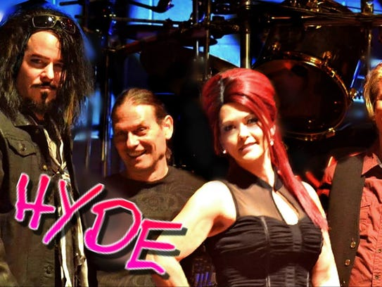 Hyde will play at The Pourhouse on Saturday.