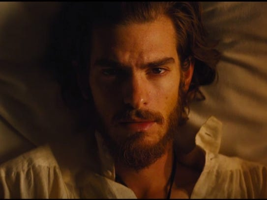 Still for 'Silence' trailer