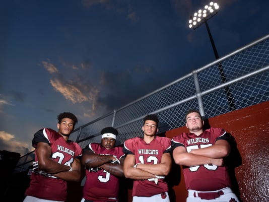 Newark football cover
