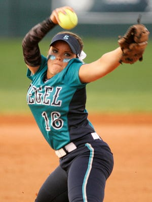 Siegel senior Veronica Westfall, an MTSU signee, struck out 11 and walked one in an 8-0 no-hitter over Oakland on Monday to open the season.