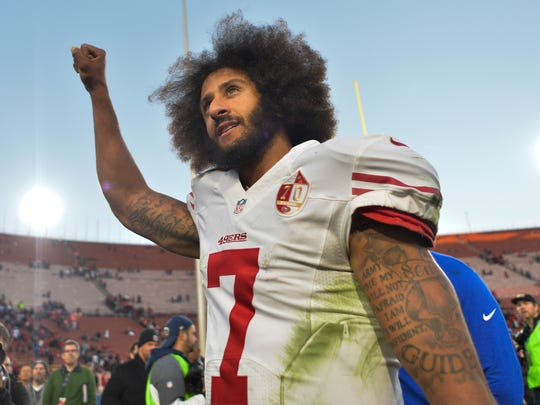 Free agent QB Colin Kaepernick is still waiting to learn if he'll play a seventh NFL season in 2017.