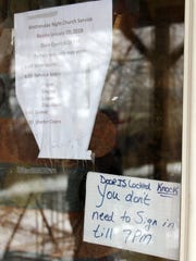 The Chambersburg Cold Weather Drop-In Shelter closed on Monday, April 2. Those who were staying at the shelter will now have to find another place to stay for the night until it opens again next winter.