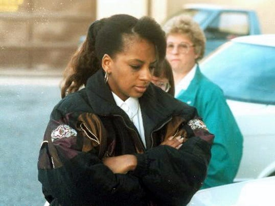 Carolyn King Carolyn King resentenced to life term for 1993 Palmyra murder