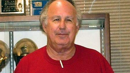 Former Andress coach Allan Sepkowitz