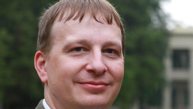 Cumberland University Professor Mark Cheathem