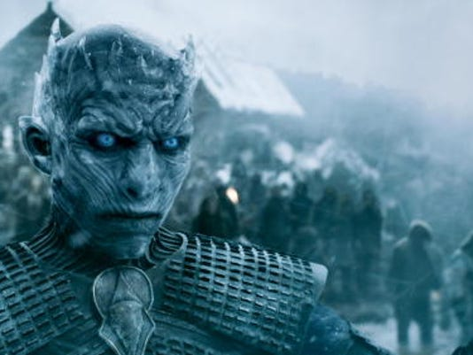 The Night's King is one bad dude.