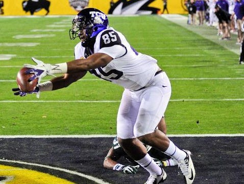 29. TCU: The Horned Frogs will deal with inexperience, youth and attrition – so it's similar to 2012, if to a lessened degree. In many ways, whether the Horned Frogs can regain their place in the championship picture hinges on one factor: whether TCU is stronger for last year's growing pains.