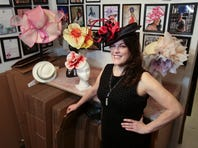 Hatmaker Christine Moore on what's 'in' for the Kentucky Derby