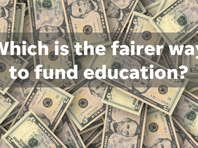 Montini: Which is the fairest way to fund Arizona education?