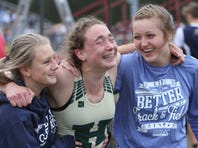 Regional track and field highlights, interviews