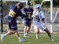 Hartland-Detroit Catholic Central lacrosse highlights