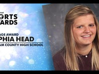 Courier Journal Sports Awards: Sophia Head