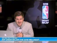 Jeff Greer: NBA draft recap