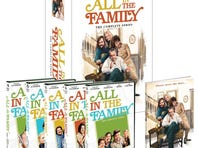 For the first time the complete series of 'All in the Family' is available on DVD.