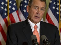 Obama, Boehner continue stalemate on 'fiscal cliff'