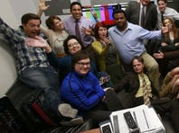 'The Office' cast talks about the end