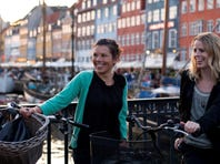 Copenhagen, Amsterdam, Helsinki and Riga are all perfect for getting around on bikes.