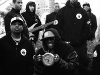 Public Enemy, one of the defining rap groups of the 90s, was recently inducted into the Rock and Roll Hall of Fame.