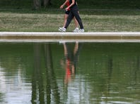 Walking boosts energy and mood, research finds.