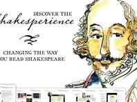 "William Shakespeare's most famous plays will become a fully immersive iPad ""Shakesperience."""