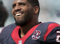 Texans running back Arian Foster is not only about the yards. A poet and rapper, he is giving back to the kids of his community.