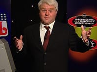 Comedian Frank Caliendo, famous for his John Madden impersonations during his run on Fox's NFL show, says he'll have a new assortment of characters to copy when he debuts Sunday on ESPN's NFL pregame show.