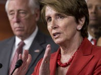 House Minority Leader Nancy Pelosi has called for public financing for congressional elections to stem outside money from campaigns.