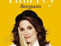 'Bossypants' by Tina Fey is one of the books being given away as part of World Book Night 2013.