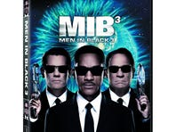 The 'Men in Black 3' DVD is out this week.