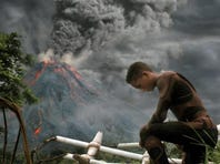 Jaden Smith stars in 'After Earth.'