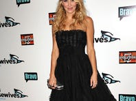 Brandi Glanville attends 'The Real Housewives of Beverly Hills' Season 3 premiere party in Hollywood on Oct. 21.