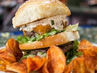 Philadelphia burgers vie for city's 'best in food' category