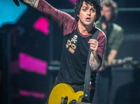 Green Day goes back on tour in March.