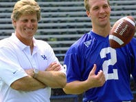 Hal Mumme had a 31-64 record as a major college head coach and hasn't coached at that level since 2008. But his legacy on the passing offense has become so big that many universities have signed his disciples to lucrative contracts. Mumme now coaches at McMurry University in Abilene,Texas, where his team ranks among the nation's Division II leaders in passing.