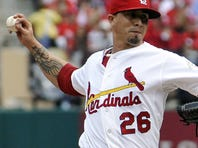 Kyle Lohse is the top remaining free agent pitcher on the market.
