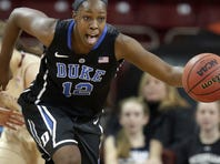 Duke's Chelsea Gray became just the second women's player in ACC history with more than one triple-double in her career.