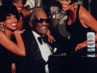 Ray Charles' advertisement for Diet Pepsi is one of the most remembered Super Bowl ads of all time.