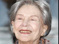 Emmanuelle Riva was tapped for an Oscar nomination on Jan. 10.