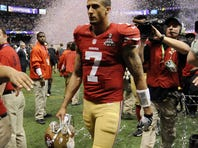 Best images from Super Bowl XLVII