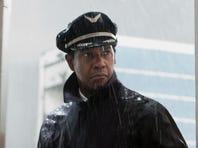 Denzel Washington stars as troubled but heroic pilot in 'Flight.'