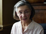 Emmanuelle Riva got an Oscar nomination for 'Amour.'