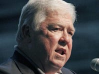 """""""You have certainly had times where black Democrats and white Republicans had their interests served by the same redistricting,"""" said Haley Barbour, a former Mississippi governor."""