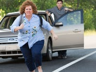 Melissa McCarthy, with Jason Bateman, drove 'Identity Thief' to the top of the box office again.
