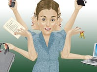 Multitasking at work or any other place just isn't possible, according to brain scientists.