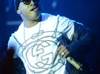 LL Cool J gets down with it at the SXSW  Festival on March 14.