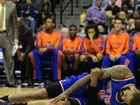 Injured NBA stars