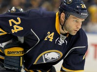 The Buffalo Sabres have dealt defenseman Robyn Regehr to the Los Angeles Kings, contingent on him passing a physical.