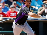 Following the solid spring, was talk Nolan Arenado could displace either Chris Nelson or Jordan Pacheco at third base.