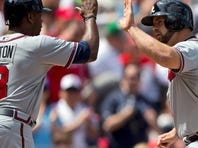 Behind Tim Hudson, Braves beat Nationals to improve to 10-1